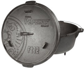 Petromax Dutch Oven FT12 (14L) met pootjes