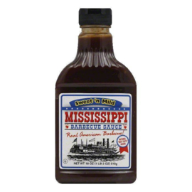Mississippi Barbecue Sauce - Sweet 'n Mild