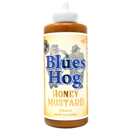 Blues Hog Honey Mustard Squeeze Bottle
