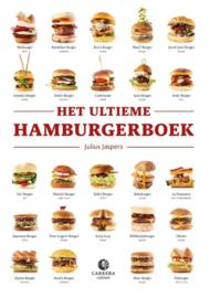 Het Ultieme Hamburgerboek van Julius Jaspers