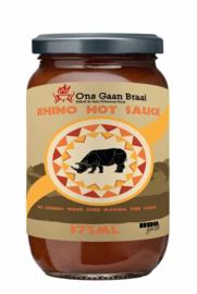 Ons Gaan Braai Rhino Hot Sauce