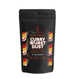 Saus Guru  Curry Wurst Dust