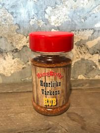 Hangbelly BBQ - Heerlijke Varkens Rub