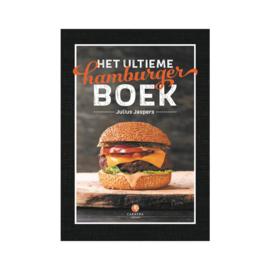 Het ultieme hamburger boek van Julius Jaspers
