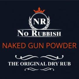 No Rubbish Naked Gun Powder