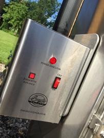 Coldsmoker generator voor GX-PRO Serie