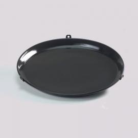 Bon-fire BBQ-pan, black enamel 60 cm diagonaal