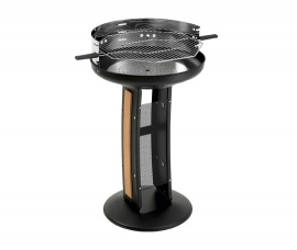 Pedestal barbecue