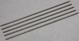 RVS Speet - 27,5cm (per stuk) - geschikt voor Livorno 170, authentieke bovenlader