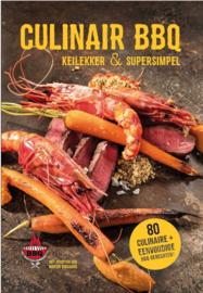 """Boek """"Culinair BBQ - Keilekker & Simpel"""""""
