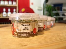 Pekelzout Vlees (inhoud 250 gr.)