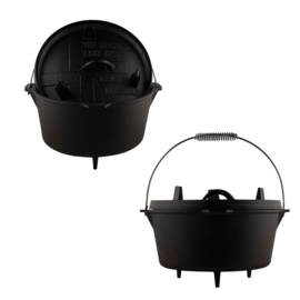 The Windmill Dutch oven 9 quarts