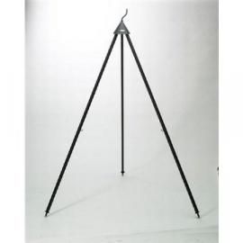 Set: Tripod, frosted black, separable 70/140 cm