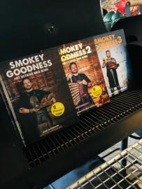 """Boek """"Het Ultieme BBQ Boek"""" - Smokey Goodness / Jord Althuizen"""