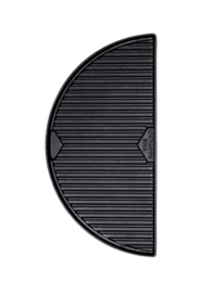 The Bastard Cast Iron Half Moon Griddle (Large)