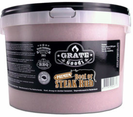 Grate Goods Premium Beef or Steak BBQ Rub (2200 gram emmer)