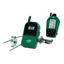 Big Green Egg Dual-Probe Remote Thermometer