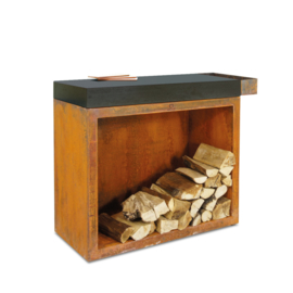 OFYR Butcher Block Storage 45-90-88 CD