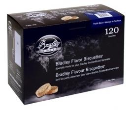 Bradley Briketten Pacific Blend 120 stuks