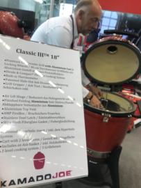 Kamado Joe Classic III Incl. onderstel en zijtafels