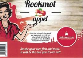 Rookmot Appel 1,5kg