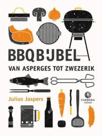 BBQ Bijbel van Julius Jaspers