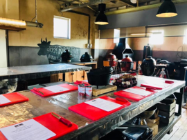 Workshop Low & Slow Barbecue (Erik Hakkers) zondag 19 april 2020 (12:00 - 16:00)