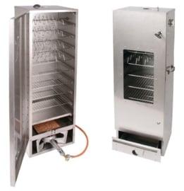 Rookoven Scarlino 120 x 39 x 33 RVS (totaalpakket / zonder raam)