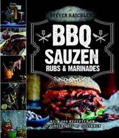 BBQ Sauzen, Rubs & Marinades - van Steven Raichlen