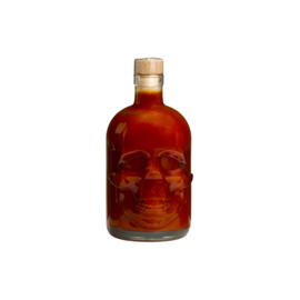 Saus Guru Skull Hot Sauce Ultra Hot