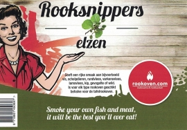 Rooksnippers Elzen 500g