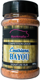 "#Porkmafia ""Louisiana Bayou"" Signature Rub voor Fish & Chicken"