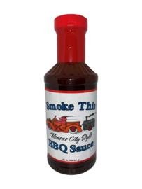 Smoke This Kansas City BBQ Sauce