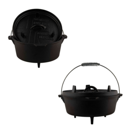 The Windmill Dutch Oven 3 quarts
