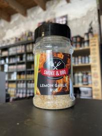 Smoke & BBQ Lemon Garlic Rub