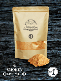 Smokey Olive Wood Amandelhout rookmot Nº1 (1,5L)
