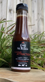 No Rubbish Flavour Attraction