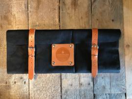 Lederen messen foudraal by rookoven.com (6 messen)