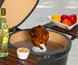 Chicken Stand / Chicken Roaster (Kamado Joe)