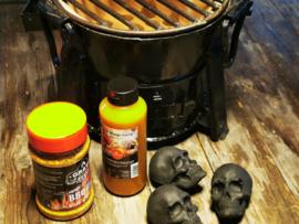 Fire Pit Pakket