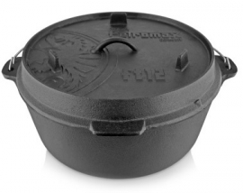 Petromax Dutch Oven FT12 (14L) met pootjes