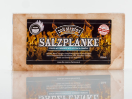 Don Marco's Zoutsteen / Salzplanke