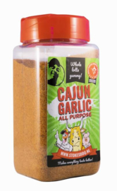 Serial Grillaz  Cajun Garlic