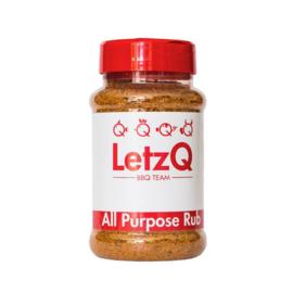 LetzQ All Purpose Rub (300 gram)