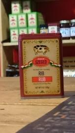Szeged Rib Rub 142 gram