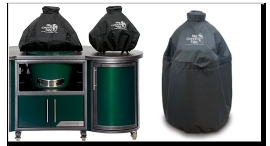 Big Green Egg hoes Mini Max