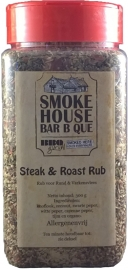 Smokehouse Steak & Roast BBQ Rub