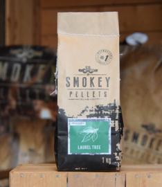 Smokey Bandit Laurier Pellets (1KG)