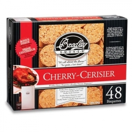Bradley Briketten Kersen / Cherry 48 Stuks