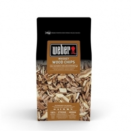 Weber Rooksnippers Whiskey Oak 700g